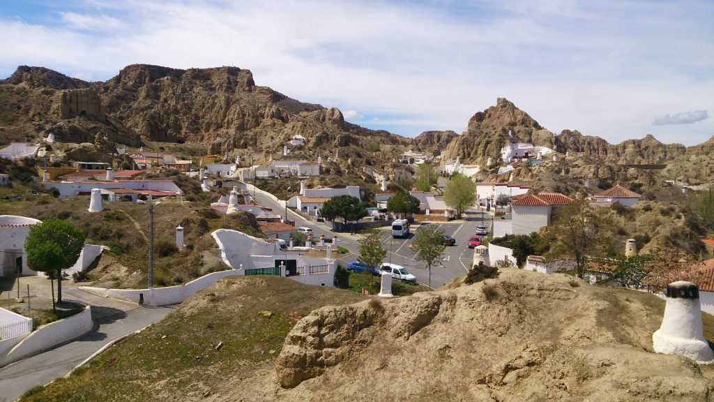 Grottendorp Guadix