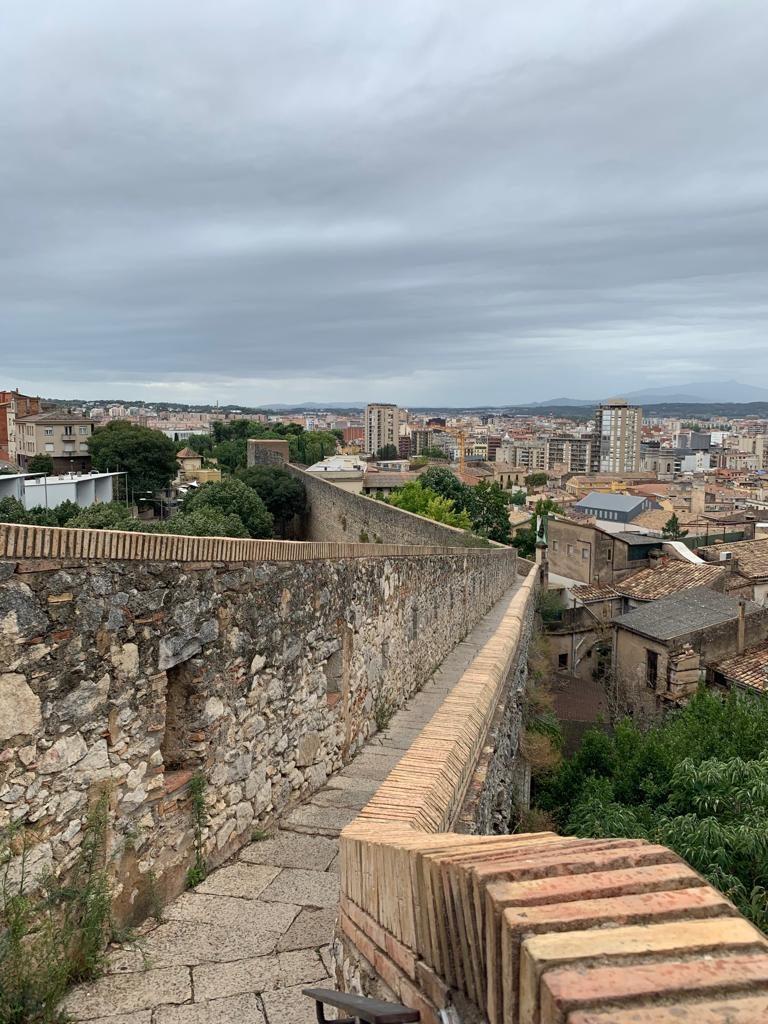 Stadsmuren Girona, Costa Brava