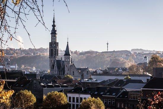 Verviers, Belgische Ardennen