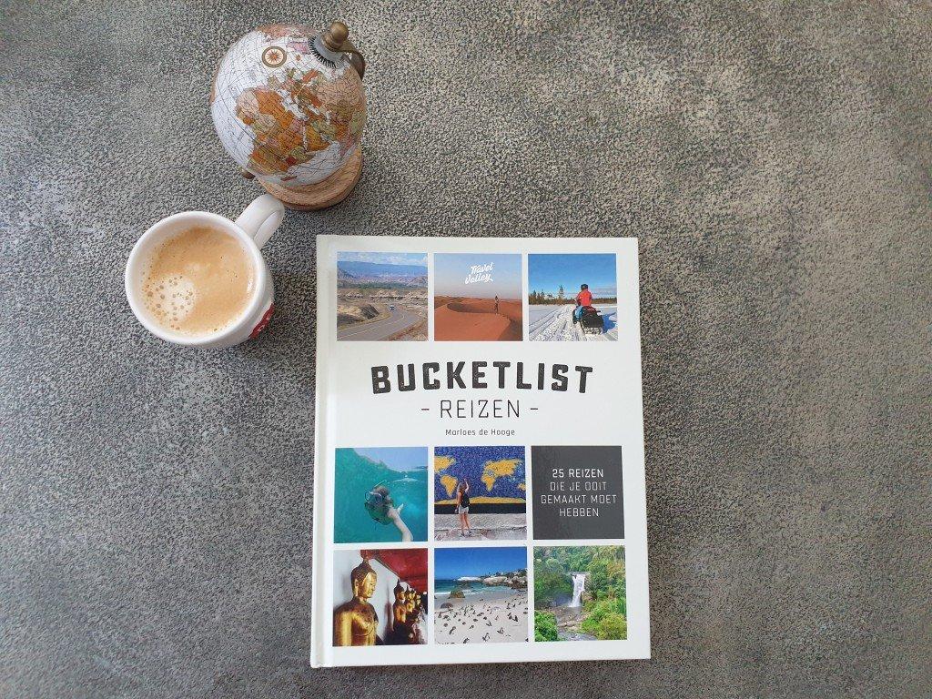 Boek: Bucketlist reizen