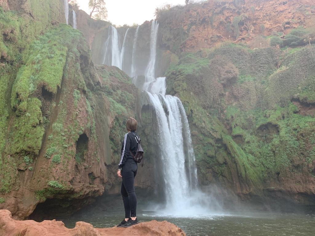 Watervallen Ouzoud: roadtrip Marokko
