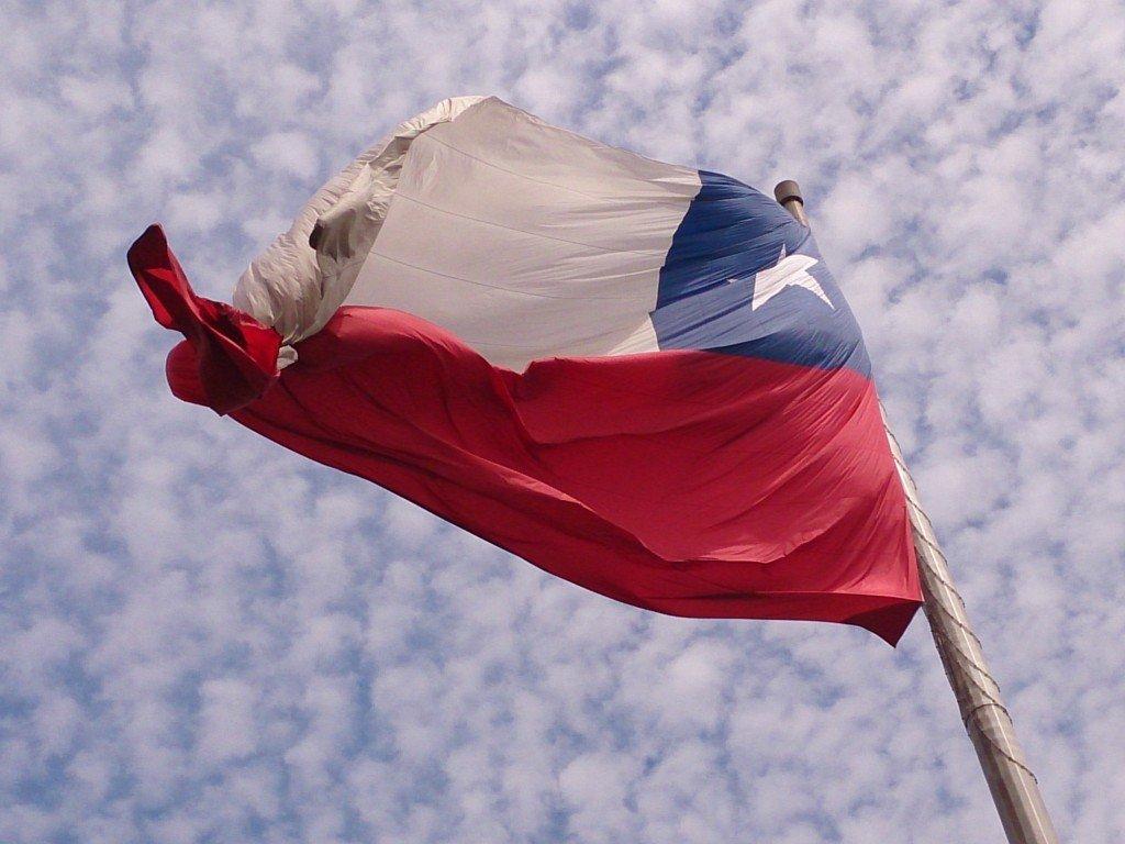 Vlag Chili