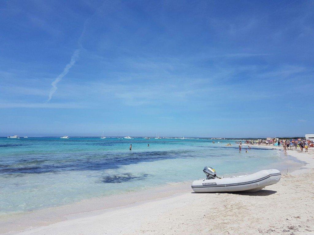 Es Trenc: Mallorca