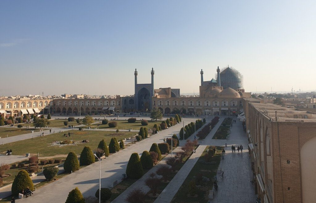 Iran: de ideale reisroute voor 1 week