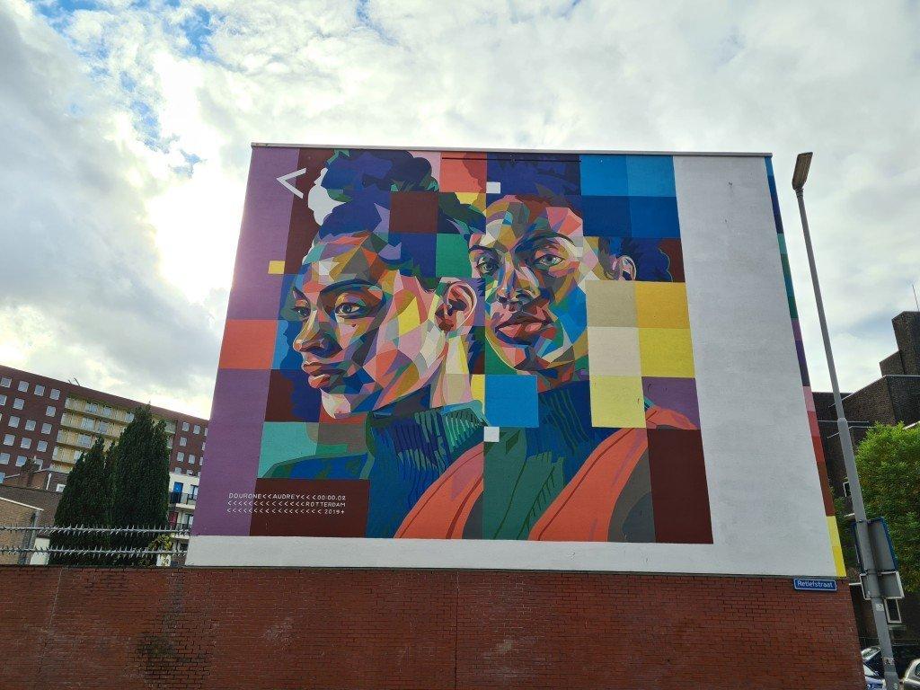 Street art Afrikaanderwijk