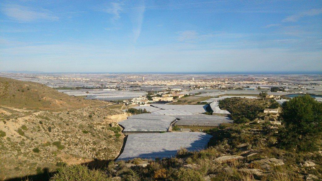 Plastic zee: Costa de Almería