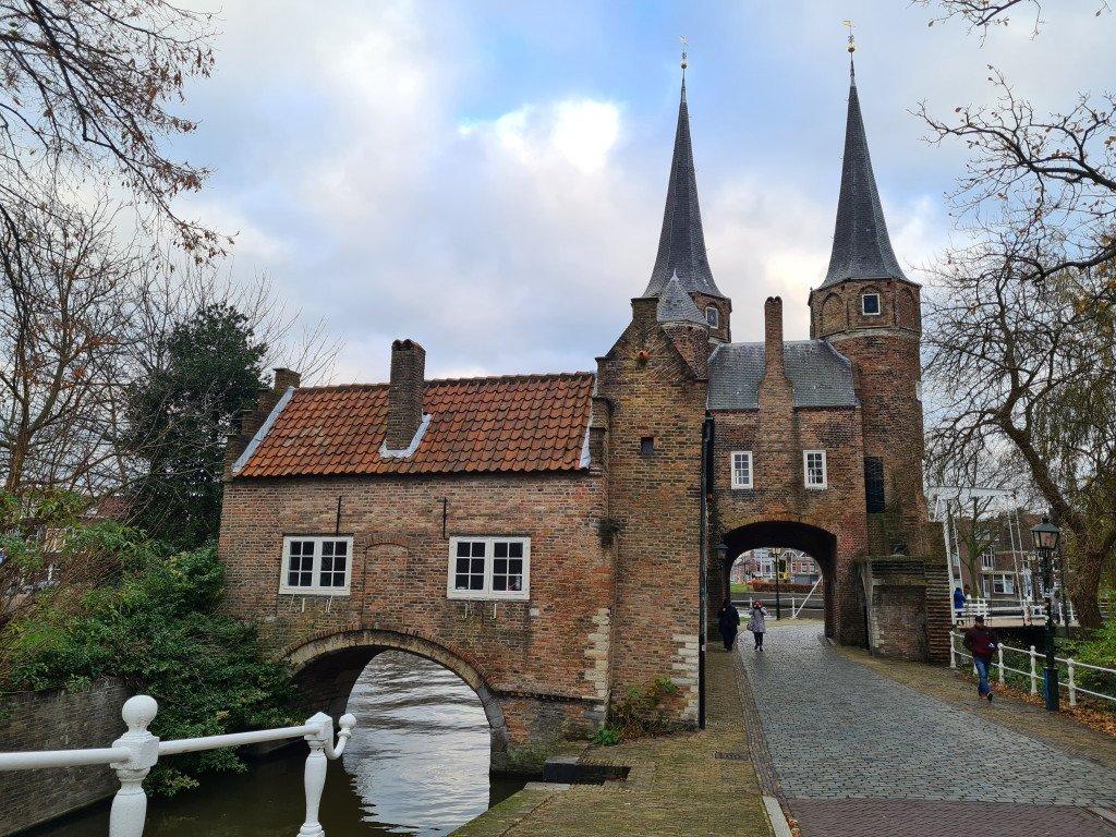 stedentrip Delft: bezoek Oostpoort
