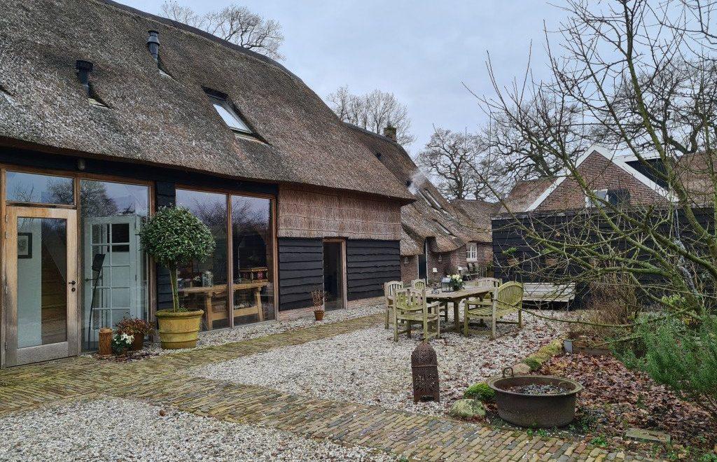 De Vijf Suites: een B&B in een monumentale boerderij in Drenthe