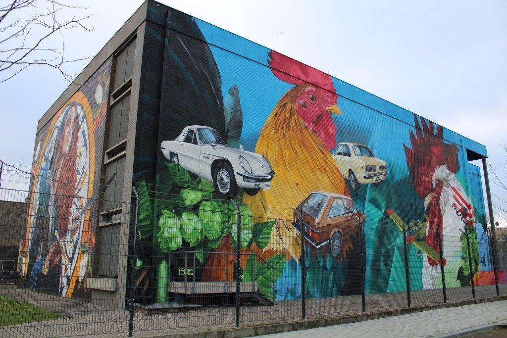 Binckhorst street art